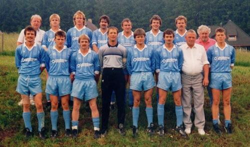 1. Mannschaft 1987