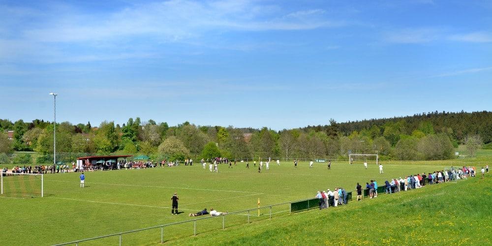 Sportplatz FCK